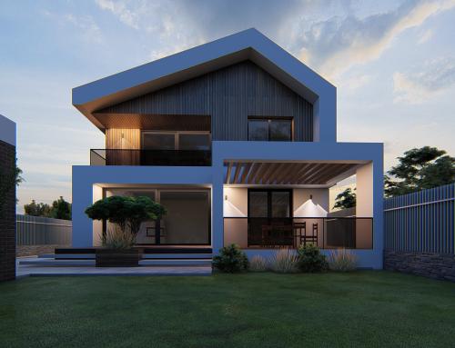 Arhitectură Casă 2